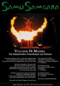 - Vulcano di Magma 1