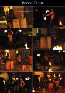 Samu Samsara - Voodoo Feuer 2