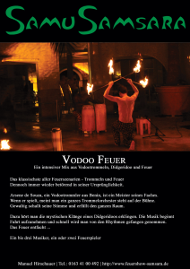 Samu-Samsara---Voodoo-Feuer